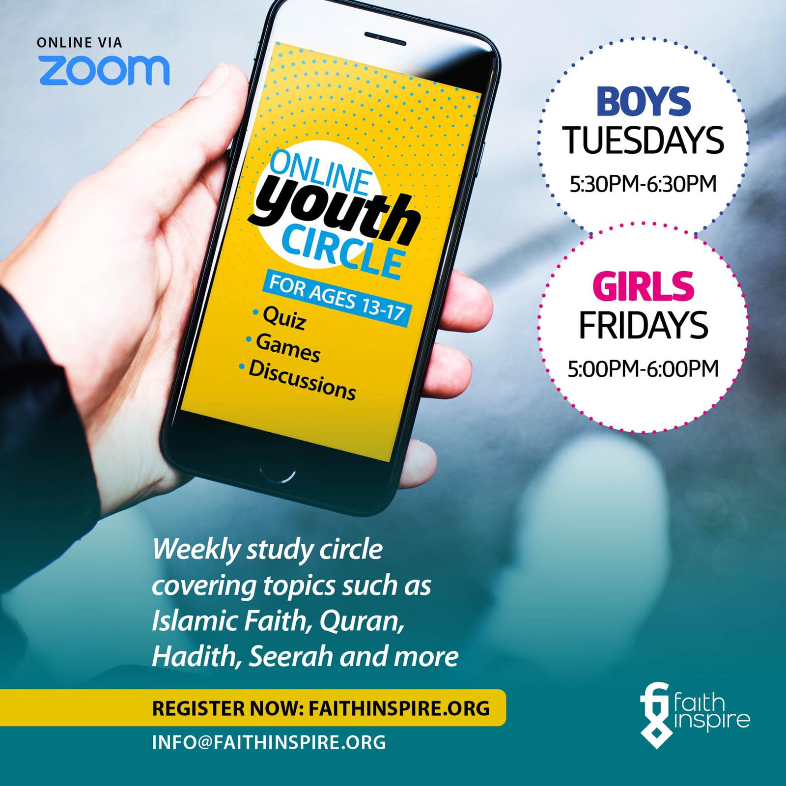 Online-youth-circle